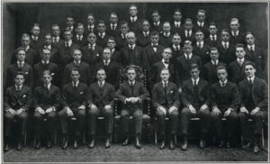 The 1915 - 1916 Penn Glee Club