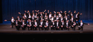 The Penn Glee Club's Famous Tap Finale
